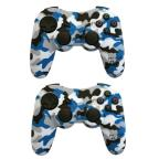 PS2 Wireless-Predator Camo 2pk