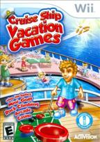 Cruise Ship: Vacation Games