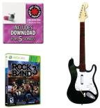 Rock Band 3 w/Stratocaster Guitar[MadCat
