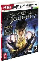 Fable The Journey Xbox 360 Strategy Guide