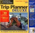 National Geographic Trip Planner Dlx