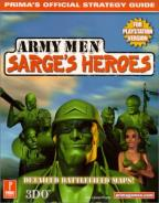 Army Men: Sarge's Heroes Guide For Psx
