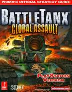 Battletanx: Gobal Assult For Psx