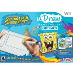 SpongeBob SquigglePants uDraw GameTablet Gift Pack