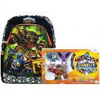 Wii Skylanders Giants Starter Bundle With Backpack