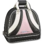 Wii Brunswick Travel Bag (Black/Pink)