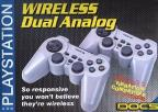 Wireless Contrlrs w/dual shock