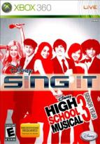 Disney Sing It: High School Musical 3 -- Senior Year