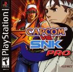 Capcom vs. SNK: Millennium Fight 2000 Pro