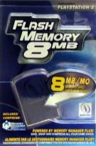 PS2 8MB Flash Memory