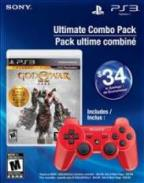 Ultimate Combo Pack: God of War Saga