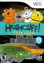 Heathcliff! The Fast and the Furriest