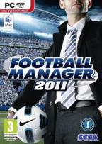 Football Manager 2011 (PC/DVD)