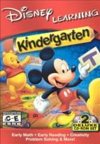 Disney's Learning Kindergarten