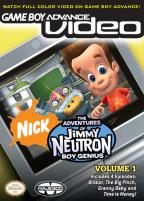 Game Boy Advance Video: The Adventures of Jimmy Neutron, Boy Genius, Vol. 1