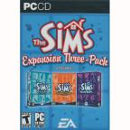 Sims: Expansion Three-Pack -- Volume One