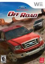 Wii Power Play w/Ford Off Road & Wheel