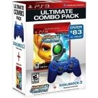 Ultimate Combo Pack: Ratchet & Clank Future: A Crack in Time