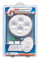 Wii Quad Charge Station +Straps [penguin