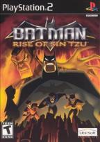 Batman: Rise Of Sin Tzu