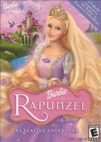Barbie as Rapunzel CD-ROM