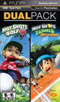 UMD Dual Pack: Hot Shots Golf: Open Tee + Hot Shots Tennis: Get a Grip