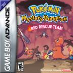 Pok&#233;mon Mystery Dungeon: Red Rescue Team