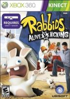 Rabbids Alive & Kicking