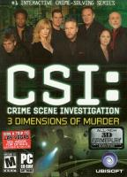CSI: Crime Scene Investigation -- 3 Dimensions of Murder