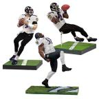 Baltimore Ravens NFL Super Bowl 3 Pack Figure