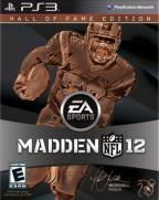 Madden NFL 12: Hall of Fame Edition