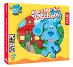 Blue's Clues : Blue Takes/School