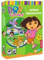 Dora/Explorer : Animal Adventure