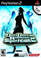 Dance Dance Revolution SuerpNova2 (game only)