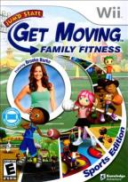Jumpstart Get Moving Family Fitness: Sports Edition