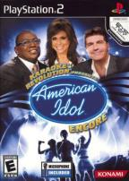 Karaoke Revolution: American Idol Bundle (encore)