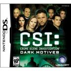 CSI: Crime Scene Investigation -- Dark Motives