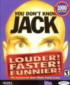 You Dont Know Jack Louder Faster Funnier