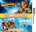 Madagascar 3: The Video Game/The Croods: Prehistoric Party! Combo Pack