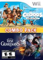 Croods: Prehistoric Party!/Rise of the Guardians Combo Pack