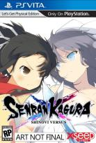 Senran Kagura Shinovi Versus: Let's Get Physical Edition