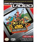 Game Boy Advance Video: Codename - - Kids Next Door, Vol. 1