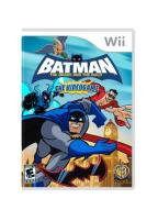Batman: The Brave and the Bold -- The Videogame