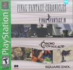 Final Fantasy Chronicles: Final Fantasy IV &amp; Chrono Trigger