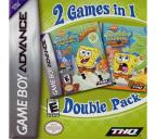 2 Games in 1 Double Pack: SpongeBob SquarePants