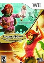 Samantha Swift And The Secret Scroll