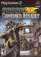 SOCOM: U.S. Navy SEALs -- Combined Assault