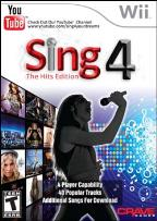 Sing 4 : The Hits Edition-software only