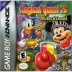 Magical Quest 3 Starring Mickey And Donald