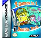 SpongeBob Squarepants/ Fairly Odd Parents: 2 Pack